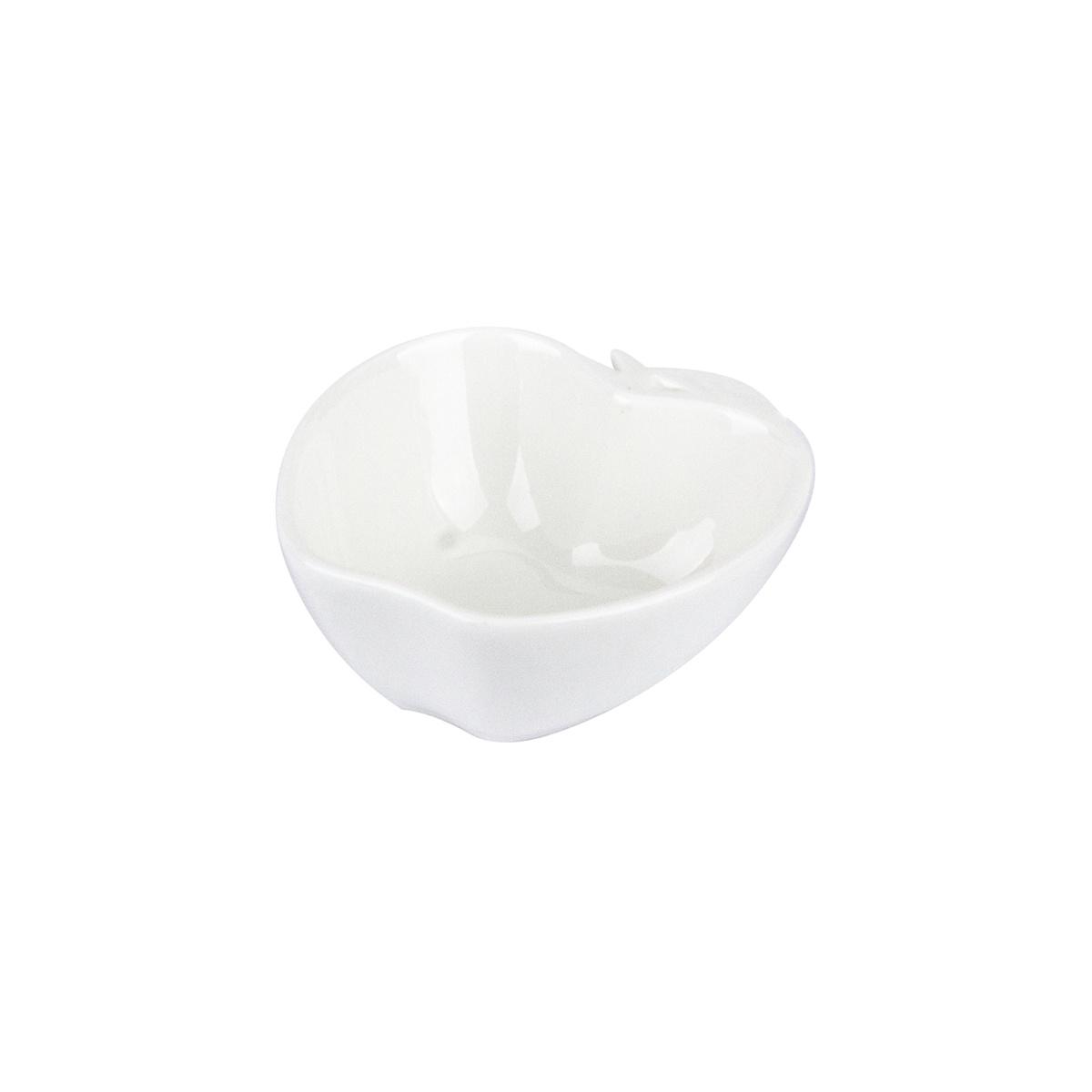 Standart Ultraform Porselen Elma Kase 10 Cm